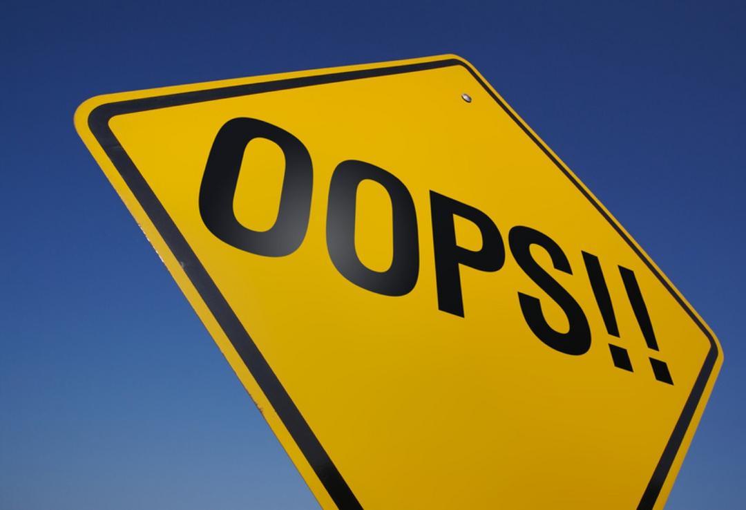 Como errar do jeito certo: 3 dicas para ser mais assertivo.