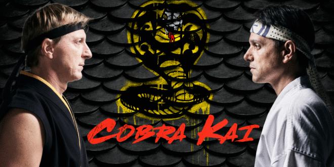 Perdedor ou vencedor? #CobraKai