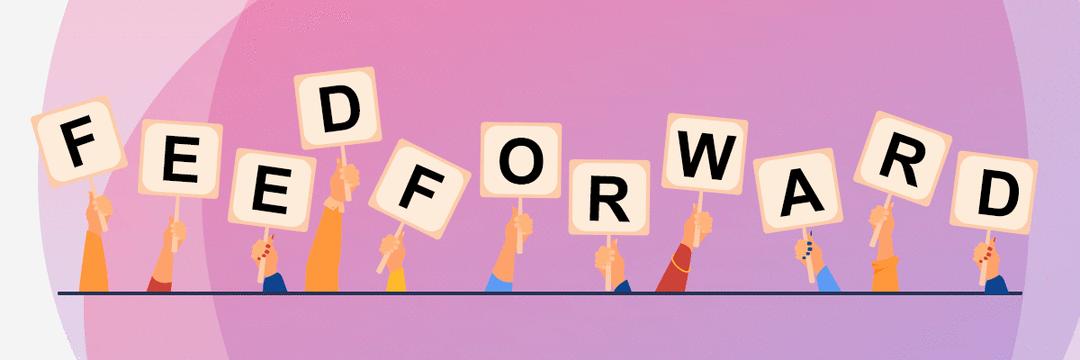 Feedforward: o feedback extendido