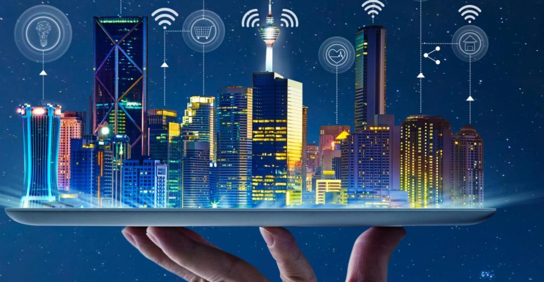 Cidades Inteligentes: A Tecnologia do Futuro.