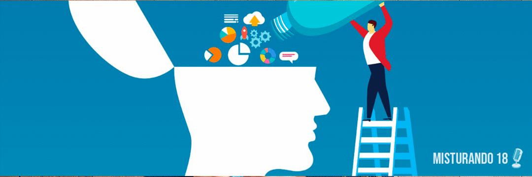 De quais formas você costuma aprender? #misturando18