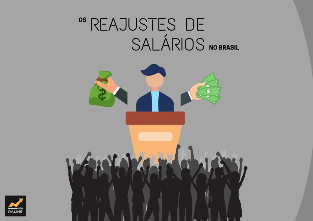 OS REAJUSTES DE SALÁRIO NO BRASIL