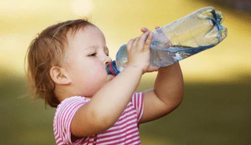 Já bebeu água hoje?