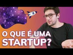 Startup, sabe o que é?