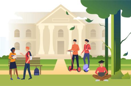 5 dicas para ter uma vida universitária saudável