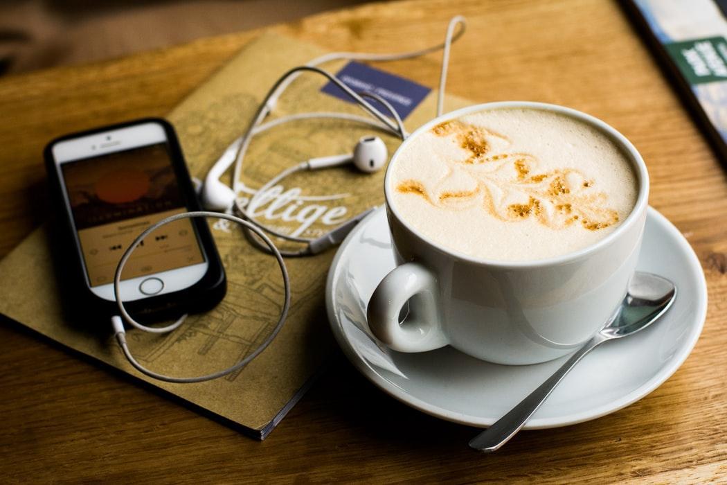 Café + Podcast