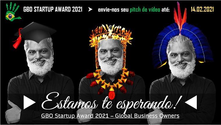Prêmio GBO Startup 2021 – Chamando todas as startups!