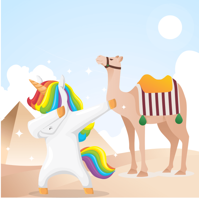 Startups: Unicórnio ou Camelo?