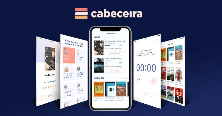 Organize suas leituras com o APP TAG – CABECEIRA