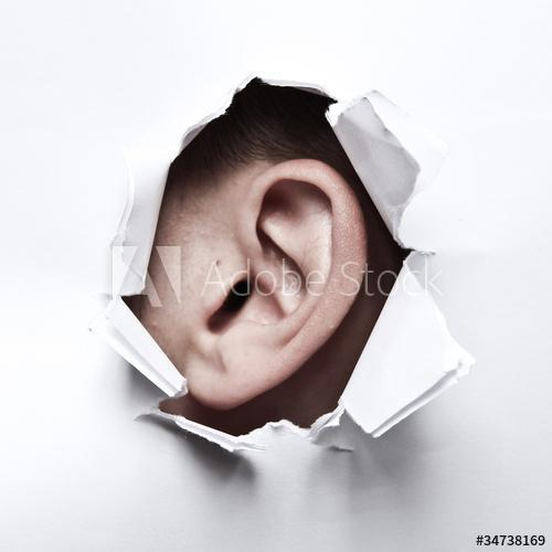 Você já ouviu falar em escuta A3?