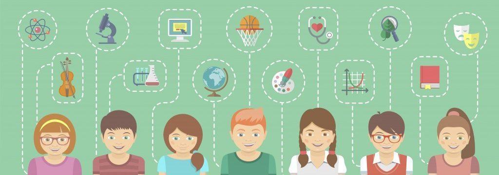 O mundo fora da sala de aula, e os benefícios do voluntariado!