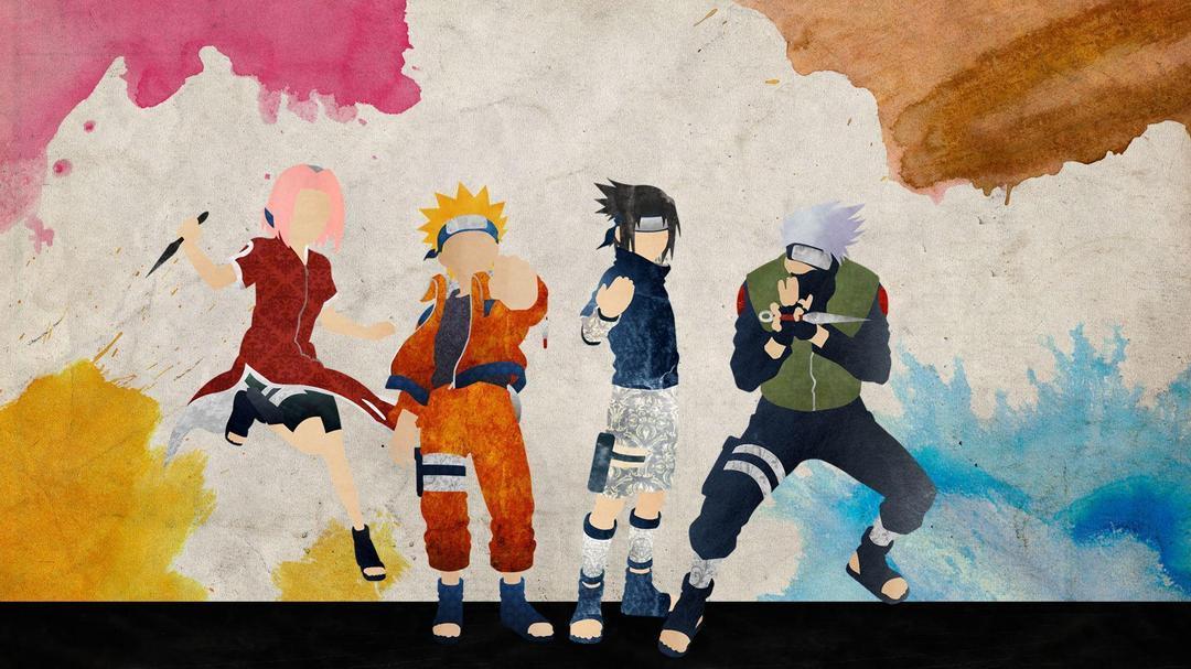 Revisitando memórias: Naruto Uzumaki e a representação da determinação e da juventude.