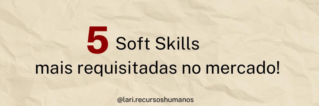 Conheça mais sobre as Soft e Hard Skills!