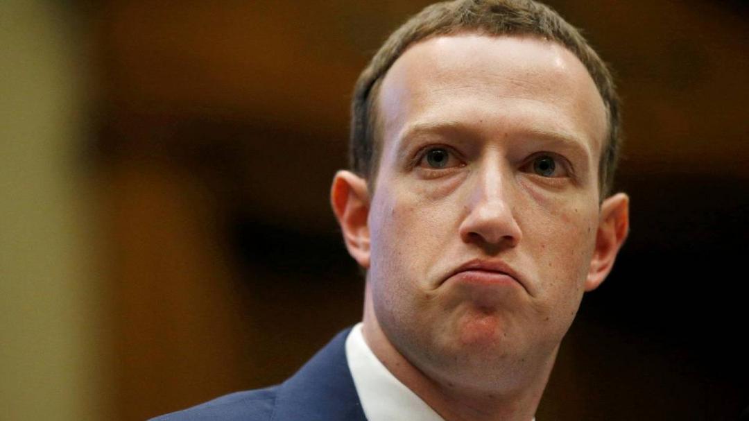 O ultimato ̶B̶o̶u̶r̶n̶e̶ Zuckerberg