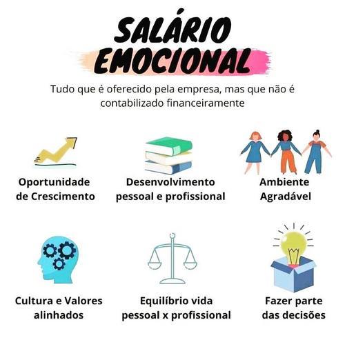 Cultura Organizacional X Salário Emocional