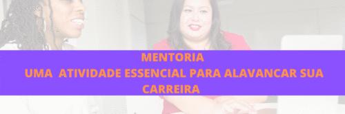 Você já tem um mentor?