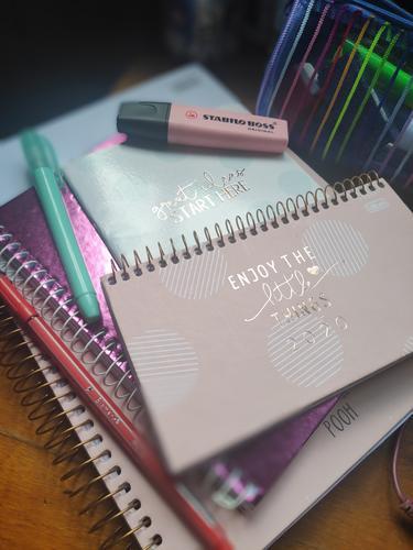 Já organizou a sua agenda hoje?