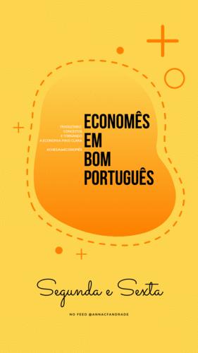 Economês em bom português