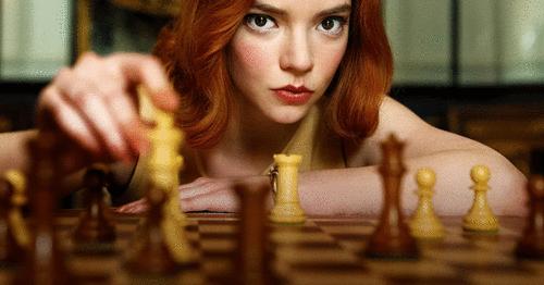 Entretenimento também é aprendizado! #1 O Gambito da Rainha
