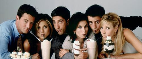 Porque assistir FRIENDS: Aspectos Psicológicos e Profissionais dos personagens.(Parte 1)