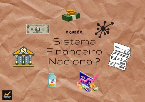 O QUE É O SISTEMA FINANCEIRO NACIONAL (SFN)?