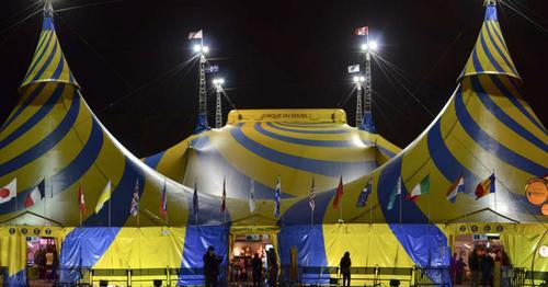 Como é trabalhar no Cirque du Soleil?