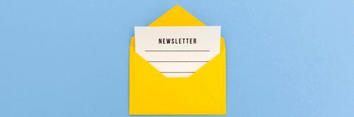 Cansou das mesmas notícias de sempre? Assine essas Newsletters!