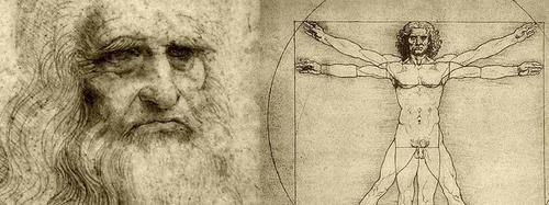 O currículo de Leonardo da Vinci