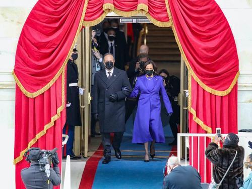 Kamala Harris: Moda e Política