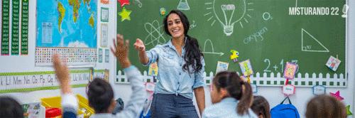 Você já se permitiu ensinar? #misturando22