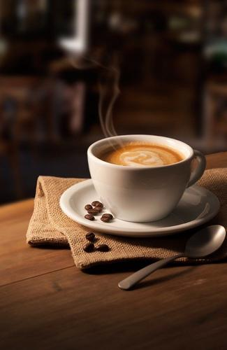 É a pausa pro café