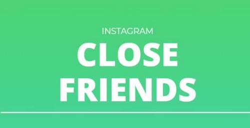 Close Friends - uma nova fonte de renda