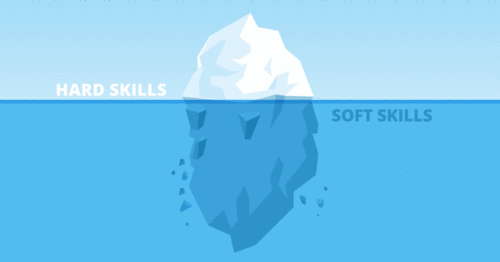 Hard e Soft skills.