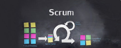 How can you make the difference in your work through the SCRUM?